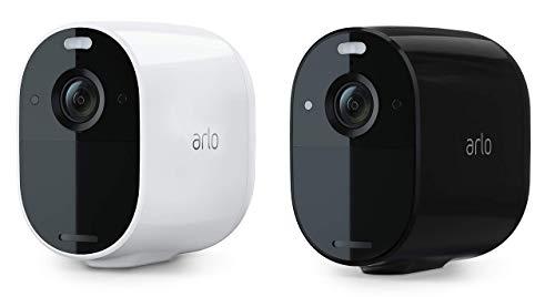 31-lmf3N1-L._SL500_ [Bon plan Arlo] !  Arlo Essential, 100% sans fils, video 1080p, vision nocturne couleur, Audio bidirectionnel, batterie de 6 mois, dét...