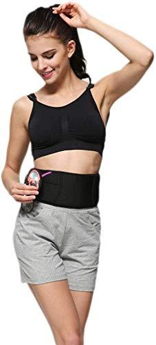 DEJA Smart Slimming Belt Rejection of Fat Abdominal Vibration Gym Workout Men and Women 6