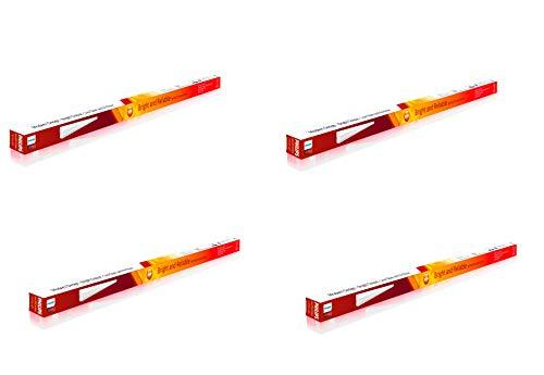 PHILIPS 20 Watt LED Cool Day Light Batten, Pack of 4, (Ujjwal)
