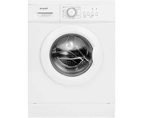 Exquisit WA 6010-3.1 Waschmaschine, 6 kg, 1000 U/Min, A++