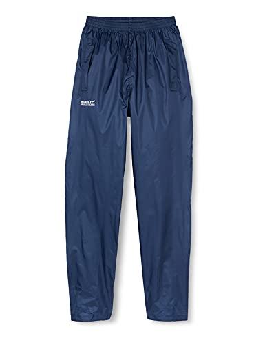 Regatta - Pack It - Pantalon de pluie - Femme - Bleu (Midnight) - Taille: M