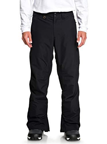 Quiksilver Estate Pantaloni da Sci/Snowboard, Uomo, Black, XL
