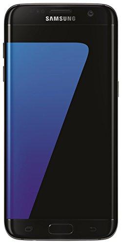 Samsung S7 Edge Schwarz 32GB SIM-Free Smartphone (Generalüberholt)