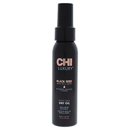 CHI Luxury Black Seed Dry Oil, 3 FL Oz