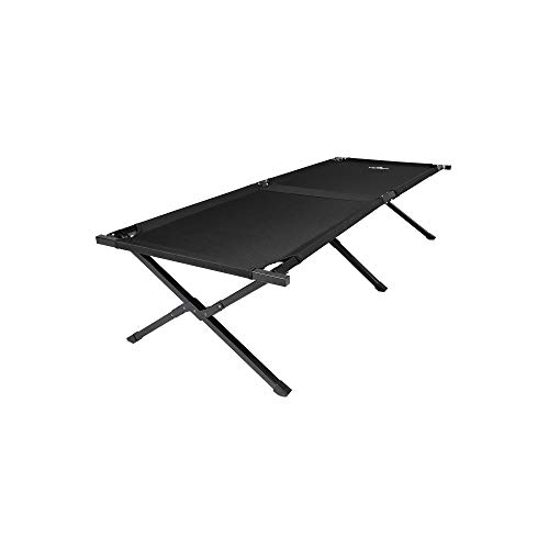 TETON Sports Adventurer Camp Cot for Adults; Easy Set Up; Storage Bag Included