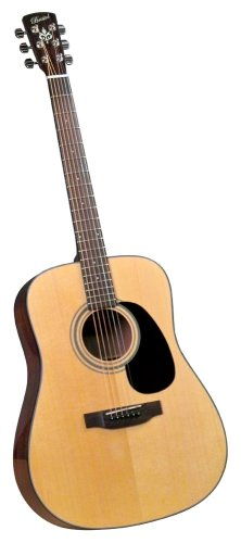 Bristol BD-16 Dreadnaught Acoustic Guitar