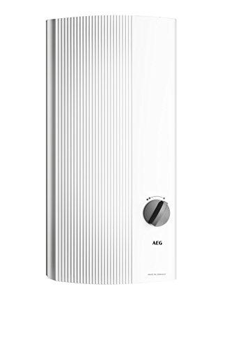 AEG hydraulischer Durchlauferhitzer DDLT PinControl, 18 kW, 4 Leistungsstufen, 222385