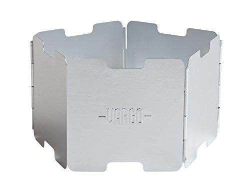 バーゴ アルミニウム ウインドスクリーン ナチュラルT-420