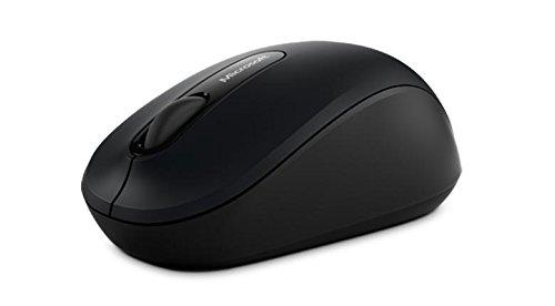 Microsoft Bluetooth Mobile Mouse 3600 - Ratón (Ambidextro, BlueTrack, Bluetooth, 1000 dpi, 4000 pps, Negro)