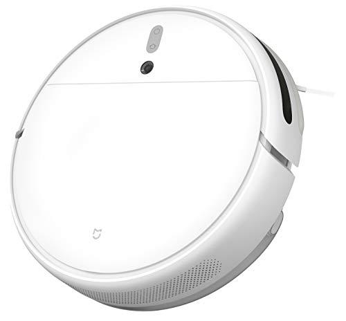 Xiaomi Vacuum Mop Robot Aspirador y Limpiador, 0.2 litros, Color Blanco