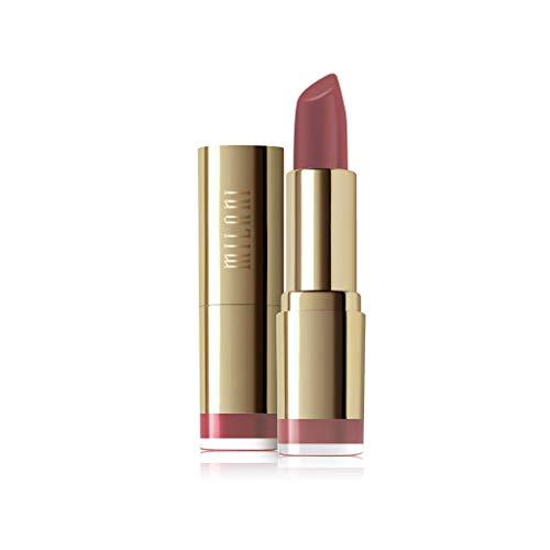 Milani Color Statement Lipstick - Natural Rose (0.14 Ounce) Cruelty-Free Nourishing Lipstick in Vibrant Shades