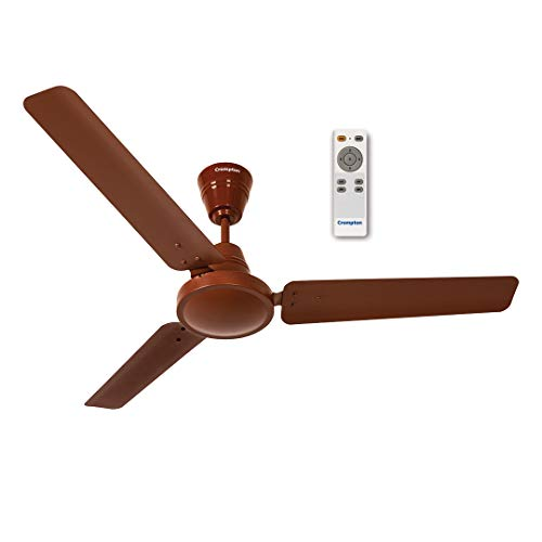 Crompton Energion HS 1200 mm (48 inch) Energy Efficient 5 Star Rated High Speed BLDC Ceiling Fan...
