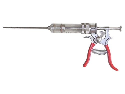 Product Image 4: The SpitJack Magnum Meat Injector Gun - Complete Kit with Case