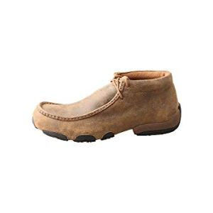 Twisted X Men's Eco TWX Chukka Driving Moc Slip-on Shoes