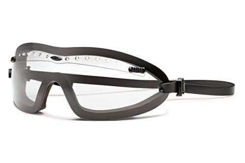 Smith Optics Elite(スミスオプティクス・エリート) ゴーグル型保護メガネ ブギーレギュレーター アイシー...