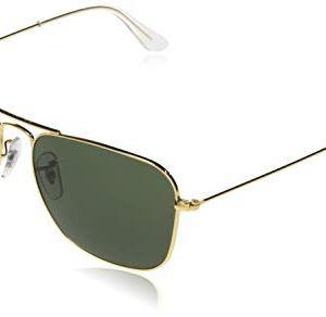 Ray-Ban Rb3136 Caravan Square Sunglasses 22