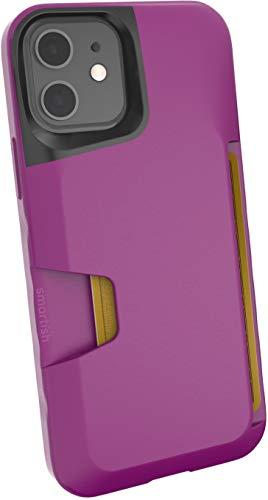 מגן משולב ארנק לאייפון: Smartish Wallet Slayer Vol. 1 iPhone 12   iPhone 12 pro