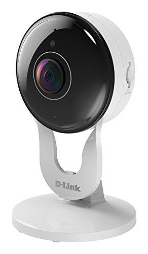 D-Link DCS-8300LH - Cámara de vigilancia/seguridad WiFi, 1920 x...