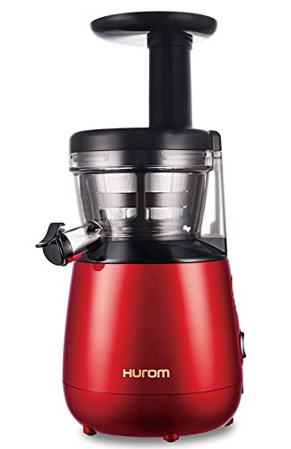 Hurom HP-RBD12 150-Watt Cold Press Juicer (Ferrari Red)