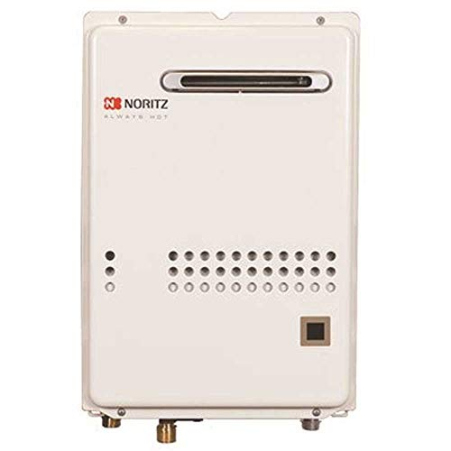 Noritz NR66ODNG Outdoor Tankless Water Heater, max. 140,000 Btuh, 6.6 Gpm - Natural Gas