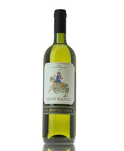 Colli Euganei Pinot Bianco DOC 2018  La Montecchia  Conte Emo Capodilista - Cassa da 3 bottiglie