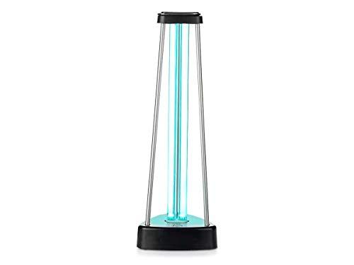 Lámpara germicida LedLux UV de 38 W con gas ozono para...