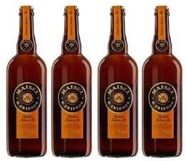 4 Flaschen Maisel´s & Friends Stefan´s Indian Ale a 0,75 L 7,3% vol. ink. MEHRWEG Pfand