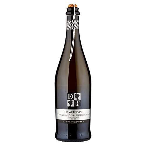 DAME TERVISE Conegliano Valdobbiadene Prosecco DOCG Vino Frizzante 75 cl