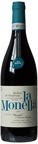 Barbera del Monferrato, La Monella Vino 2015, 750 ml