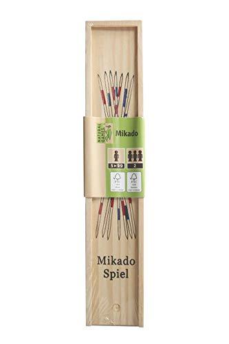 VEDES Großhandel 0061413057 Natural Games Mikado Bambus Länge 26 cm