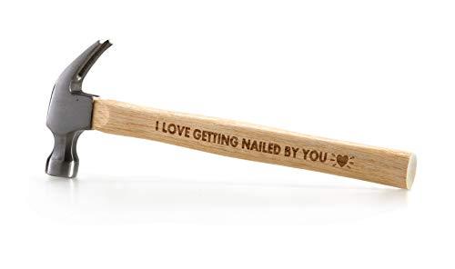 Seymour Butz Funny Hammer - Romantic Gift for Husband or Boyfriend - Naughty Valentine's Gift for Him - 8 oz