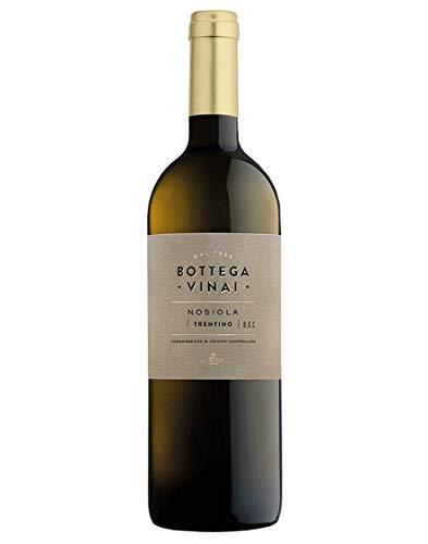 Trentino DOC Bottega Vinai Nosiola Cavit 2020 0,75