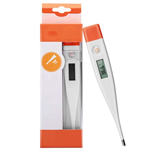 WLIXZ Thermometers, Digital Medical Thermometers Armpit and Oral Thermometers for Baby, Kids, Adults