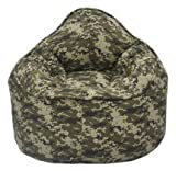 The Pod - Bean Bag Chair - Green Camo