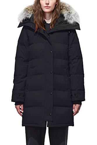 312vSkQTa8L Material: [body] Arctic-Tech (85% polyester, 15% cotton), DWR treatment, [trim] coyote fur Insulation: 625-fill duck down Fit: regular