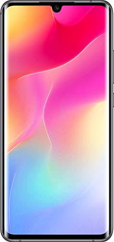 Xiaomi Mi Note 10 lite - Smartphone Débloqué 4G (6.53 Pouces, 6Go RAM, 64Go ROM, Double Nano-SIM) Noir - Version Française - [Exclusivité Amazon]