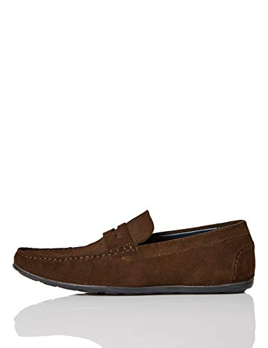 find. Alto_HS01 Mocasines, Marrón (Chocolate Brown Chocolate Brown), 42
