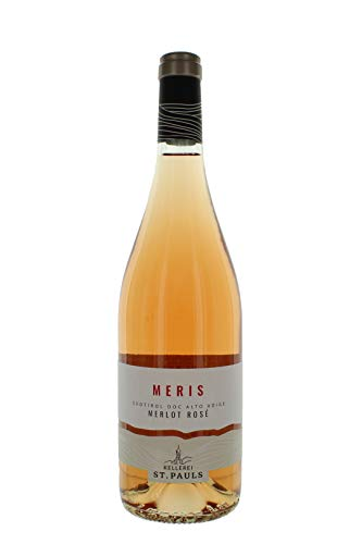 Meris Merlot Rose' Alto Adige Doc St. Pauls Cl 75