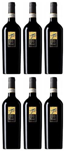 Vino Bianco  Fiano di Avellino DOCG  Confezione da 6 Bottiglie  Feudi di San Gregorio