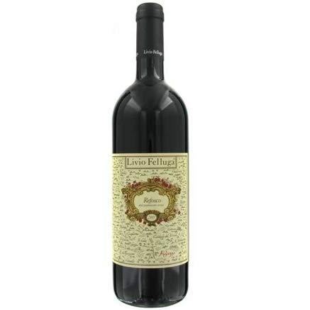 Friuli Colli Orientali D.O.C. Refosco Dal P.Rosso 2016 Livio Felluga Rosso Friuli Venezia Giulia 13,5%