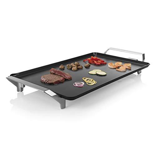 Plancha électrique Princess Table Chef Premium XXL, 6/8 personnes, 36 X 60 cm, 2 500 W