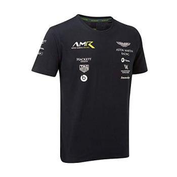 Aston Martin Racing Team Mens T-Shirt 2018 L