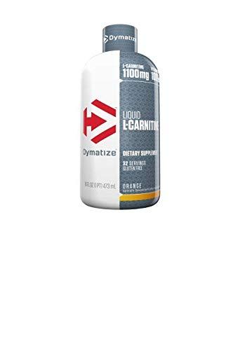 Dymatize Carnitina Liquida, Sabor Naranja, 473 ml