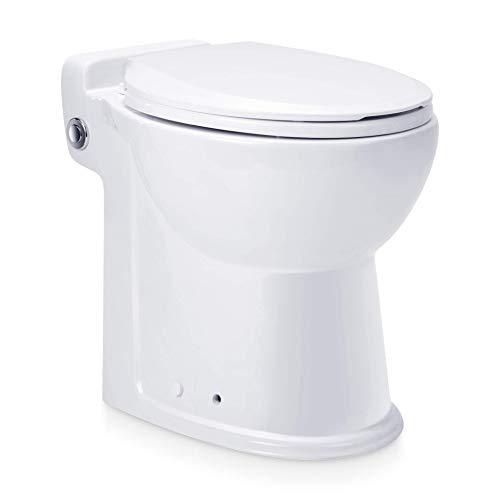 Aquamatix Compact - Cuvette WC sanitaire avec broyeur intégré en céramique