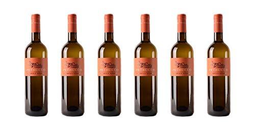 6 bottiglie di Ribolla Gialla DOC dei Colli Orientali del Friuli | Cantina Petrucco | Annata 2017
