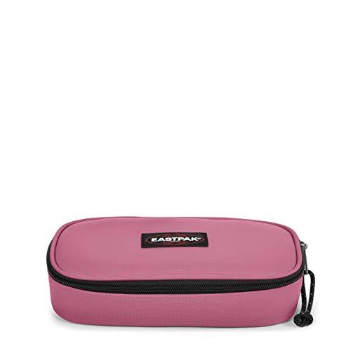 Eastpak Oval Single Astuccio, 22 cm, Rosa (Salty Pink)