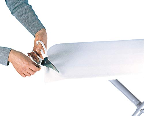 Leifheit Reflecta Imbottitura per Asse da Stiro, Bianco, 140 x 45 cm