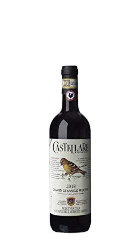 Castellare di Castellina Chianti Classico Riserva DOCG Vino Rosso - 750 ml