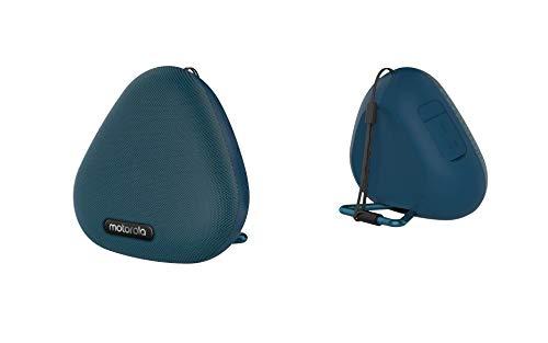 Motorola Sonic Boost 230 Rugged 5W Portable Wireless Speaker with Alexa (Royal Blue)