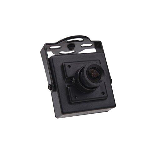 LHI HD 700TVL 1/3' Pal 3.6mm MTV Board Lens Mini CCTV Security Video FPV Camera